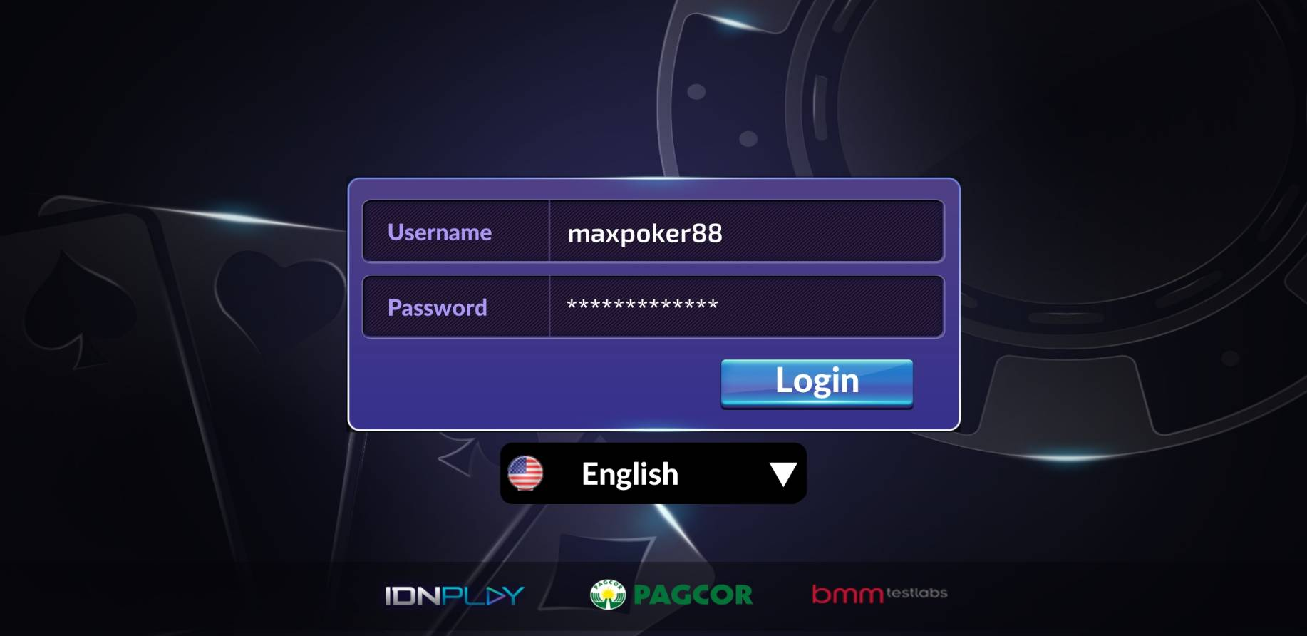 idn poker apk login android