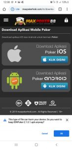 download idn poker versi terbaru