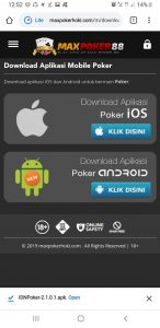 idn poker apk android
