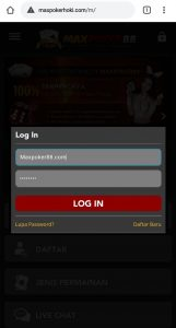 dn poker login